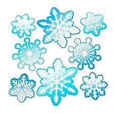 Frozen Snowflakes Elsa Snowflake Template Preinsta Co