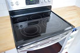 frigidaire gallery electric range top