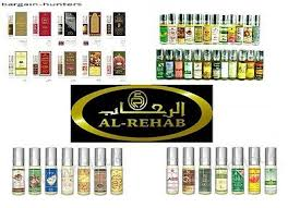 <b>Al Rehab</b> mix and match any (6 x 6ml) fragrance Oils from The List ...