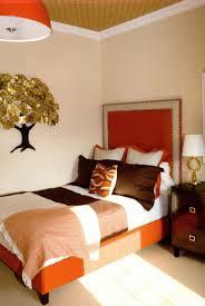 Lamp Shades For Bedrooms Cute Orange Lamp Shade Ideas Lighting Models