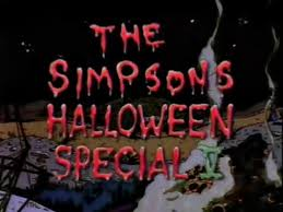 The Simpsonu0027s Treehouse Of Horror New Episode And Marathon Watch The Simpsons Treehouse Of Horror V