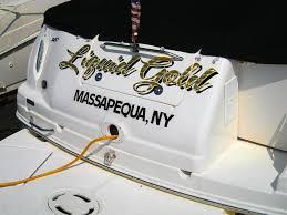 Liquid Gold Boat Lettering full