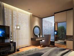 Parent Bedroom The Glass House Daw Interior