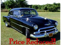 1950 to 1952 Chevrolet Fleetline for Sale on ClassicCars.com