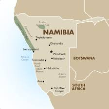 namibia travel information and tours