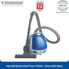 Máy Hút Bụi Gia Đình Tiross TS9304 - Hàng Chính Hãng - Bảo Hành 1 Năm Toàn  Quốc - mintmart.vn
