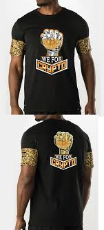 T Shirt Design Ideas Crypto Currency T Shirt Design Ideas On Behance