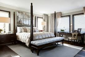 Luxury Master Bedroom By Robeson Design Luxury Bedding Ideas For A