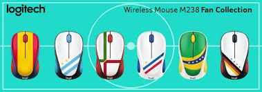 Компьютерные <b>мыши Logitech</b> Wireless <b>M238 Fan</b> Collection ...