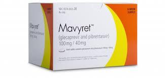 Mavyret Dosing Chart Mavyret Dosage Rx Info Uses Side Effects