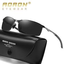 Aluminium <b>HD Polarized Photochromic Sunglasses</b> Men ...