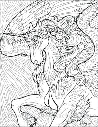 Unicorn Images Coloring Pages Printable Unicorn Coloring Pages