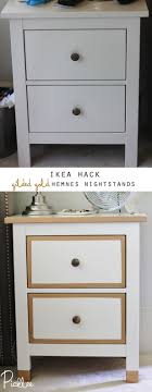 looklacquered furniture inspriation picklee. Diy Ikea Hack Dresser. Stylish Hemnes IKEA Nightstand Fantastic Bedroom Decorating Ideas With Looklacquered Furniture Inspriation Picklee T