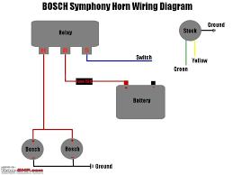 wiring car horn diagram wiring diagrams best 3 horn relay wiring diagram wiring diagram online ron francis wiring diagrams horn 3 pin horn