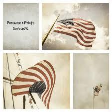 patriotic decor american flag prints 3