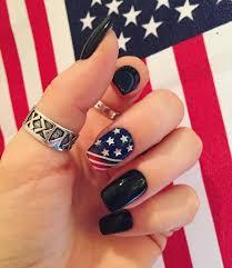 cute american flag nail art styles art