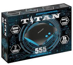 <b>Игровая приставка</b> SEGA <b>Magistr</b> Titan HDMI (555 игр) купить в ...