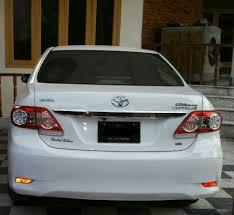 Toyota Corolla GLi Automatic Limited Edition 1.6 VVTi 2014 for ...