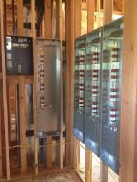lutron homeworks whole house lighting control system being installed in a large houston residence residential
