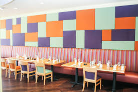 soundproof wall panels for restaurant