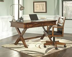 space saver desks home office. Home And Interior: Impressive Office Desk Desks Ashley Furniture HomeStore From Space Saver M