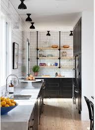 view in gallery black kitchen farmhouse design