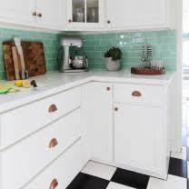 lush 3x6 glass subway tile in surf modern kitchen tile92 kitchen