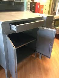 vintage metal office furniture. Vintage Steel Office Furniture 50s 60s All Metal