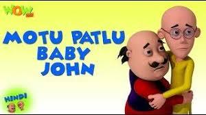 motu patlu baby john motu patlu in hindi 3d animation cartoon as on nickelodeon