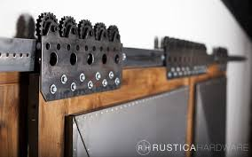 old barn door hinges. Warehouse Industrial Cog Barn Door Rollers And Track By Rustica Hardware Old Hinges E