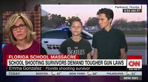 florida massacre survivors demand gun school shooting survivors demand action on gun control videos