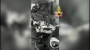 Scena apocalittica sulla A32. Il maxi tamponamento sulla Torino -  Bardonecchia causa due morti