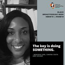 Monique Sims – Making Strides in Solano and Contra Costa Counties «  California Breastfeeding Coalition