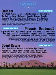 Coachella Announced Kidding Lineup fake just 2013 Posters qACwxErAT