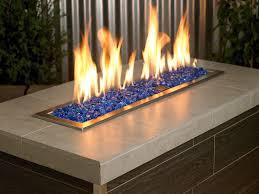 fire pit glass diy outdoor firepit ideas