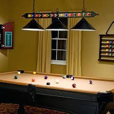 billiard room lighting. Billiard Table Lights Room Lighting Fixtures Pool Ceiling Stained Glass Light Modern .