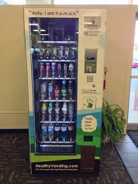 Healthy Vending Machines Denver Custom Human Vending Machine That Works With Your Key Fob Yelp