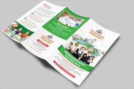 tri fold school brochure template 8 education tri fold brochures design templates free premium
