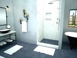 full size of 36 x 60 tileable shower pan swanstone 42 72 schluter slimline double threshold