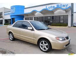 2001 Mazda Protege - Information and photos - MOMENTcar