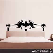 batman gotham wall art decals