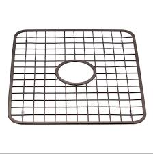 kitchen sink grids. InterDesign Kitchen Sink Grid Protector Rack With Middle Drain Hole, Oil Rubbed Bronze Grids E