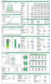Gold Mine Investment Model Template Efinancialmodels