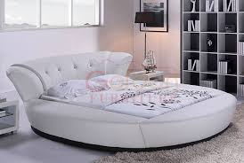 White King Size Modern And Elegant Round Bed 6820 Buy King Size