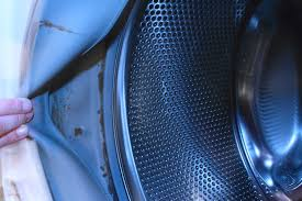 Cleaning Front Load Washing Machine How To Clean Mold Off The Rubber Seal On A Front Load Washer