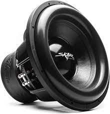 Buy Skar Audio ZVX-15v2 D1 15 3000 Watt Max Power Dual 1 Ohm SPL Car Subwoofer  Online in Indonesia. B0167HI6JQ