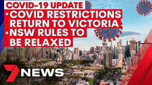 The victorian government has declared a 'state of disaster', effective from 6pm sunday, allowing it to expand restrictions on people's movements. Victoria Covid Donut Days End On Thursday With Health Department Confirming Worker Case 7news Com Au
