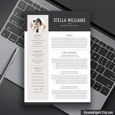 Modern Resume Design Beauteous 60 Elegant Modern Resume Design Wtfmaths