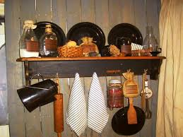 Primitive Kitchen Best Primitive Kitchen Ideas For Small Spaces With Wood Cabinet