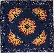 10 best Judy Mathieson - Quilter images on Pinterest | Beautiful ... & Mariner's Compass Star pattern by Judy Mathieson. National Juried Show 2015  ~ Canadian Quilters' Association Association Canadienne de la Courtepointe Adamdwight.com